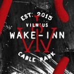 Wake Inn Vilnius logo